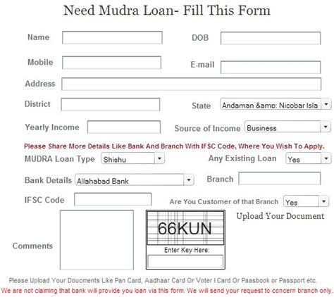 Credit Application Form Society Applying For A Loan Mobile Home Loans
