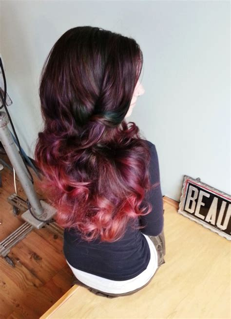 ombre with pravana vivids 156 best ideas about hair makeup by stephanie