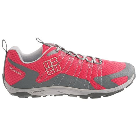 columbia shoes columbia sportswear conspiracy vapor techlite 174 trail shoes