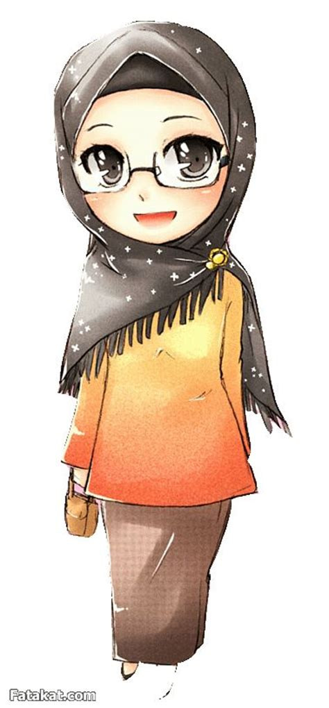 wallpaper animasi jilbab 59 best hijab animasi images on pinterest anime muslim
