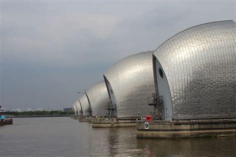 Thames Barrier Go Karting   docklands karting day thames barrier prophorse