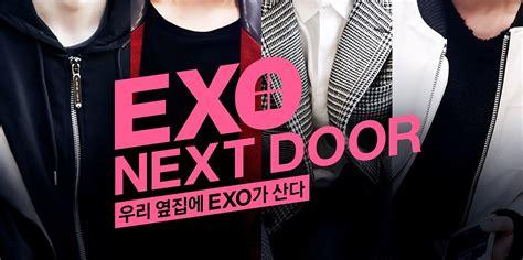 film exo next door quot exo next door quot to be released in major theaters as a film