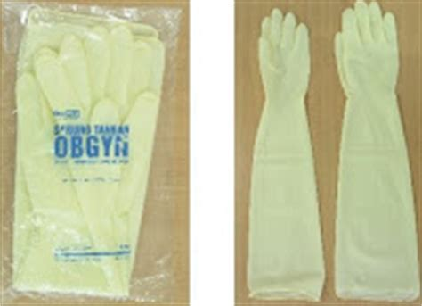 Sarung Tangan Lateks Gloves Dengan Powder Ukuran Xs gloves wahana alkes