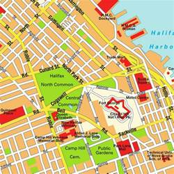 halifax scotia canada map map halifax ns scotia canada maps and directions