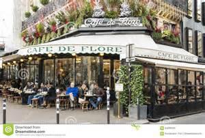 Home Decoration Shop The Cafe De Flore Paris France Editorial Stock Photo