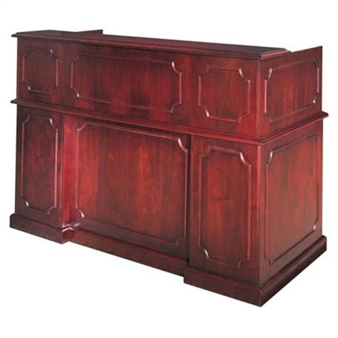 Traditional Reception Desk Luxury Collection Traditional Reception Desks