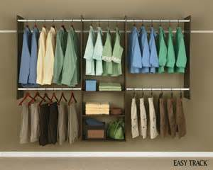 giveaway win an easy track diy closet organization system