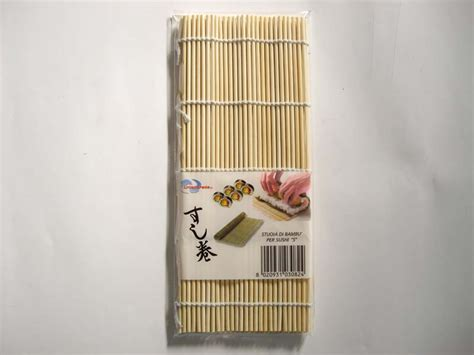 stuoia per sushi stuoia in bambu per sushi makisu cuore f 001s 3