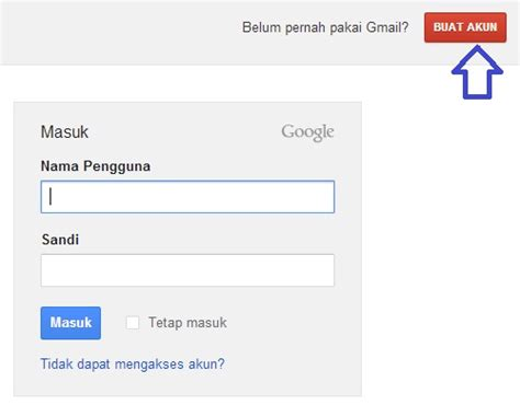 membuat email  gmail cangkirpena