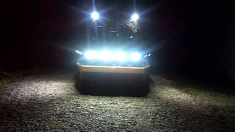 Bowfishing Boat Lights by Bowfishing Lights At Southern Airboat Picture Gallery