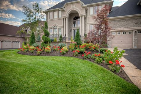 some ideas of front yard landscaping for a small front