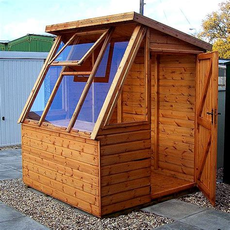 Solar Panel Shed by Malvern Solar Shed