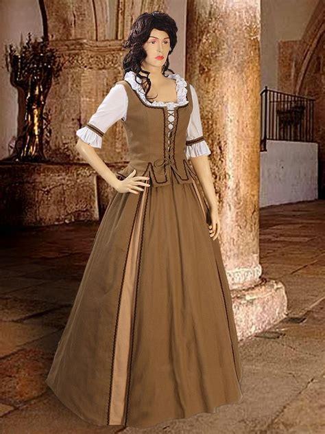renaissance peasant dresses medieval costume renaissance peasant gown maiden country