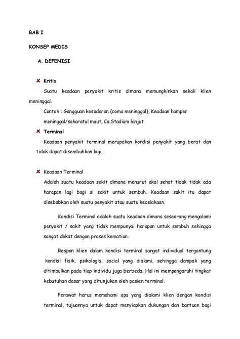 Format Askep Jiwa Doc | askep jiwa terminal