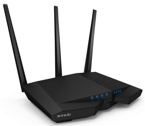 small net builder tenda announces new ac1900 router the ac18