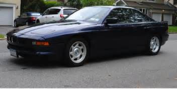 Bmw 850ci For Sale 1992 Bmw 850i 6 Speed For Sale German Cars For Sale