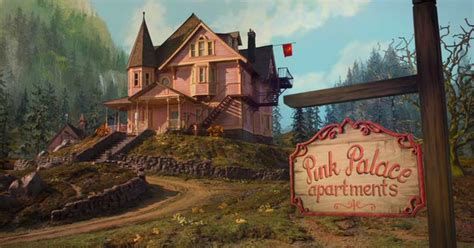 coraline house pink palace apartments coraline wiki