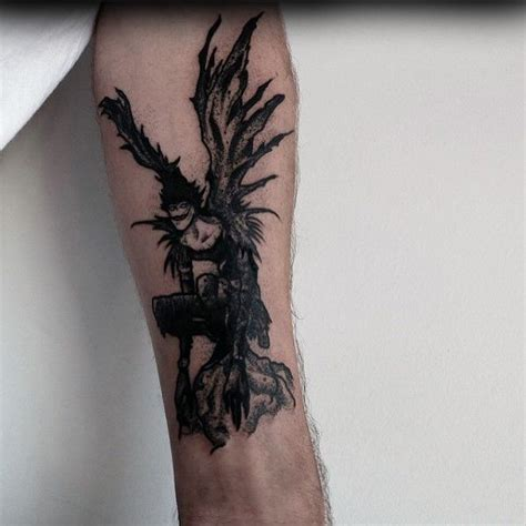 death note tattoo design 62 popular note ideas gallery golfian