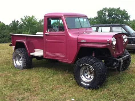 jeep truck parts willys trucks ewillys