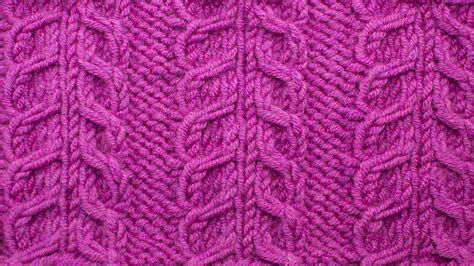 knitting stitch knitting stitches new stitch a day