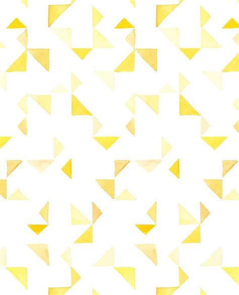 triangle pattern yellow 314 best yellow pattern images on pinterest backgrounds