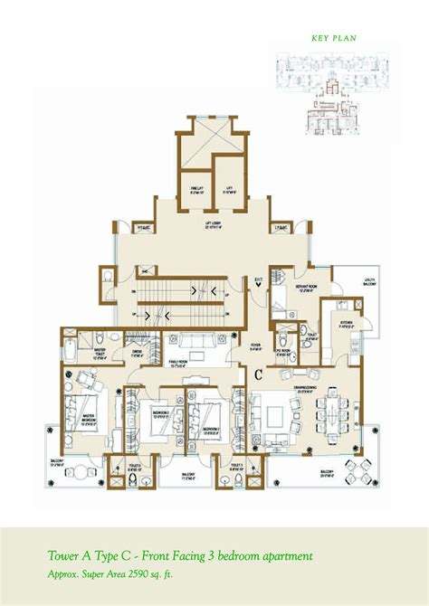 central park floor plan sweta central park ii in sohna road gurgaon by sweta