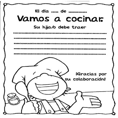 imagenes de comidas navideñas para niños dibujos de recetas de cocina para ni 241 os para colorear