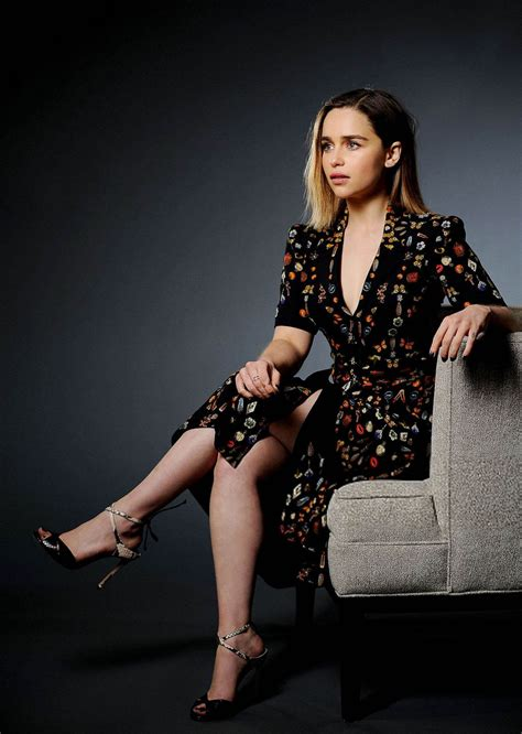 emilia clarke emilia clarke for los angeles times june 2016
