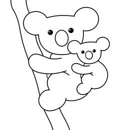 Best 25 Cartoon Animals To Draw Ideas On Pinterest Cute Animals To Draw Easy To Draw Koala Template