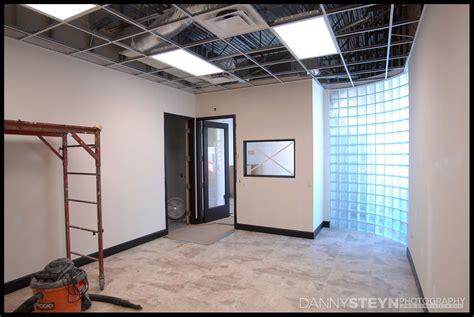 photo studio electrical plumbing  interior