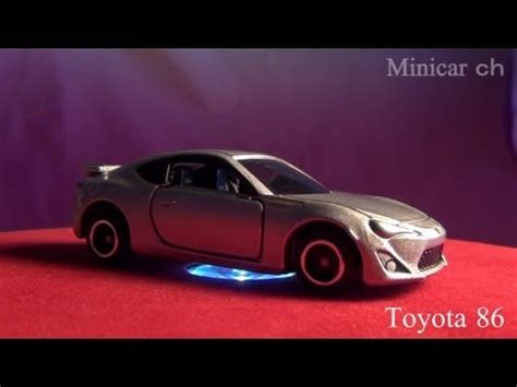 Tomica No 86 Toyota 86 Spesial Colour tomica no 046 toyota 86 special color