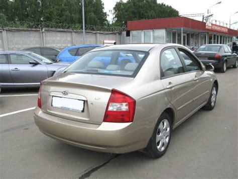 Kia Cerato 2000 2004 Kia Cerato Pics 1 6 Gasoline Ff Automatic For Sale