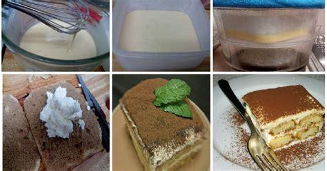 cara membuat bolu kukus no mixer resep dapur andalan resep cara membuat tiramisu cake