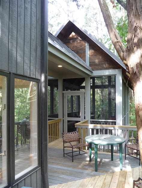 Screened Porch   John TeSelle Architecture   John TeSelle