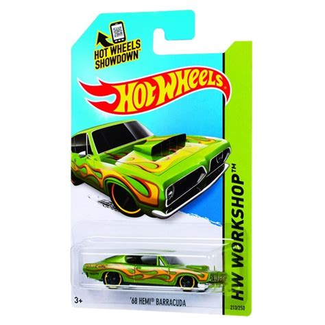 Hotwheels 68 Hemi Barracuda Cfh99 07b3 mes 233 s j 225 t 233 kok web 225 ruh 225 z wheels workshop 68 hemi barracuda