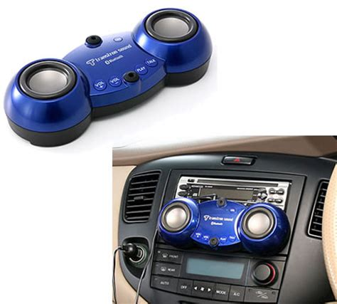 Bluetooth Lautsprecher Auto by Bluetooth Speakers For A Car Car Speakers Audio System