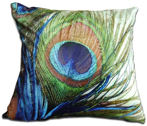 Peacock Colored Pillows by Peacock Throw Pillows Involvery Community