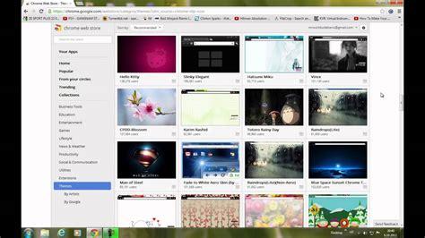 themes za google chrome kako skinuti i instalirati teme za google chrome how to