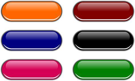 Imagenes Botones Web Png | vector gratis botones web bot 243 n brillante imagen