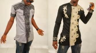 African clothing stylish african print dresses for men debonke house
