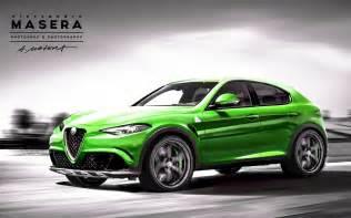 Alfa Romeo D Suv Alfa Romeo D Suv Rendered With Giulia Styling We Want One