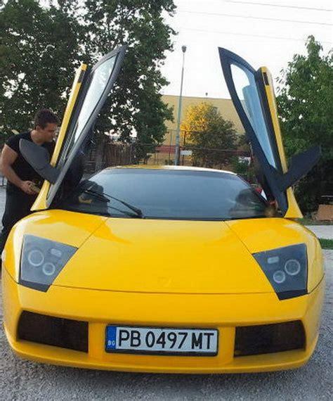 Mr2 Lamborghini Kit Lamborghini Murcielago Replica Based On Toyota Mr2 Car