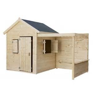 maisonnette en bois alpaga 708 castorama