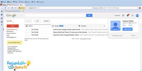 cara membuat gmail hp cara membuat akun email baru di gmail gratis fujianto21