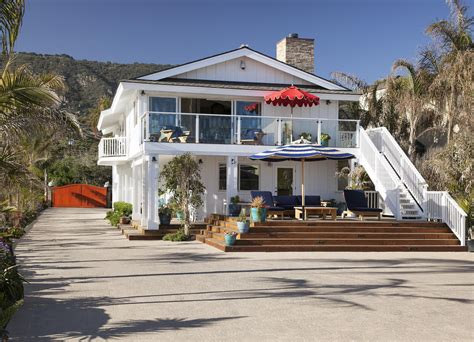 buy a beach house mila kunis and ashton kutcher buy 10m santa barbara beach