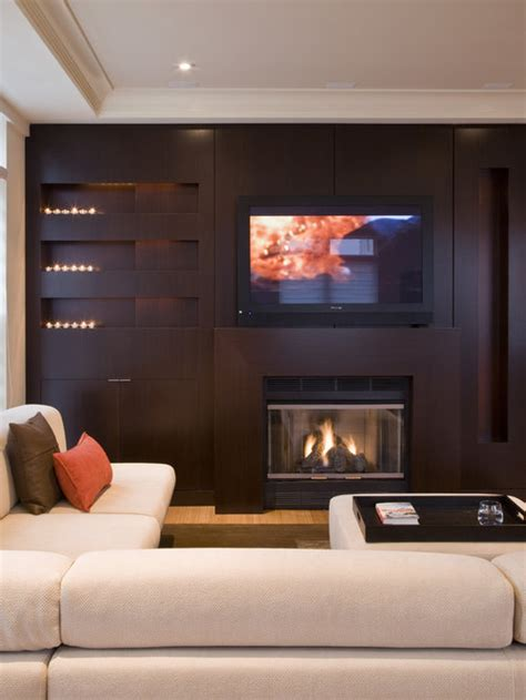 wall unit fireplace design ideas remodel pictures