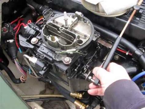 electric boat orientation mercruiser 3 7 liter quot 470 quot engine test with electric fuel