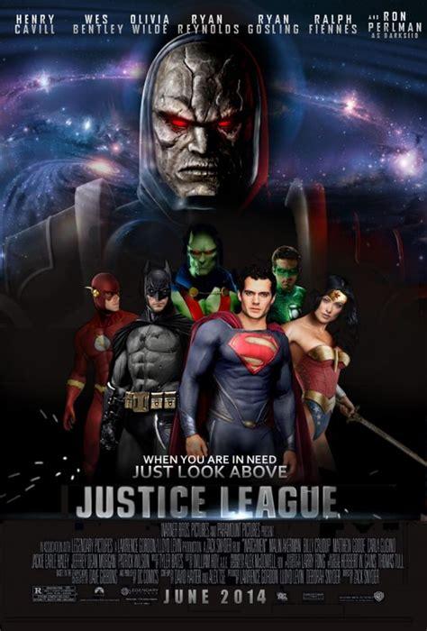 justice league fan film justice league movie poster superheroes pinterest