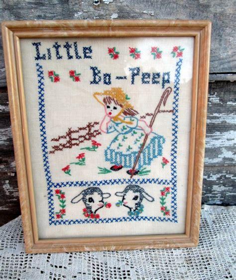 cuadros punto de cruz infantiles cuadros de beb 233 a punto de cruz decoraci 243 n infantil