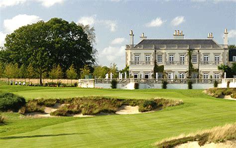 woodwork courses surrey queenwood golf club in surrey top golf courses of